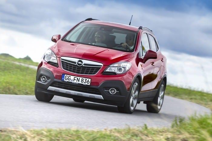 Opel Mokka - Surf4cars