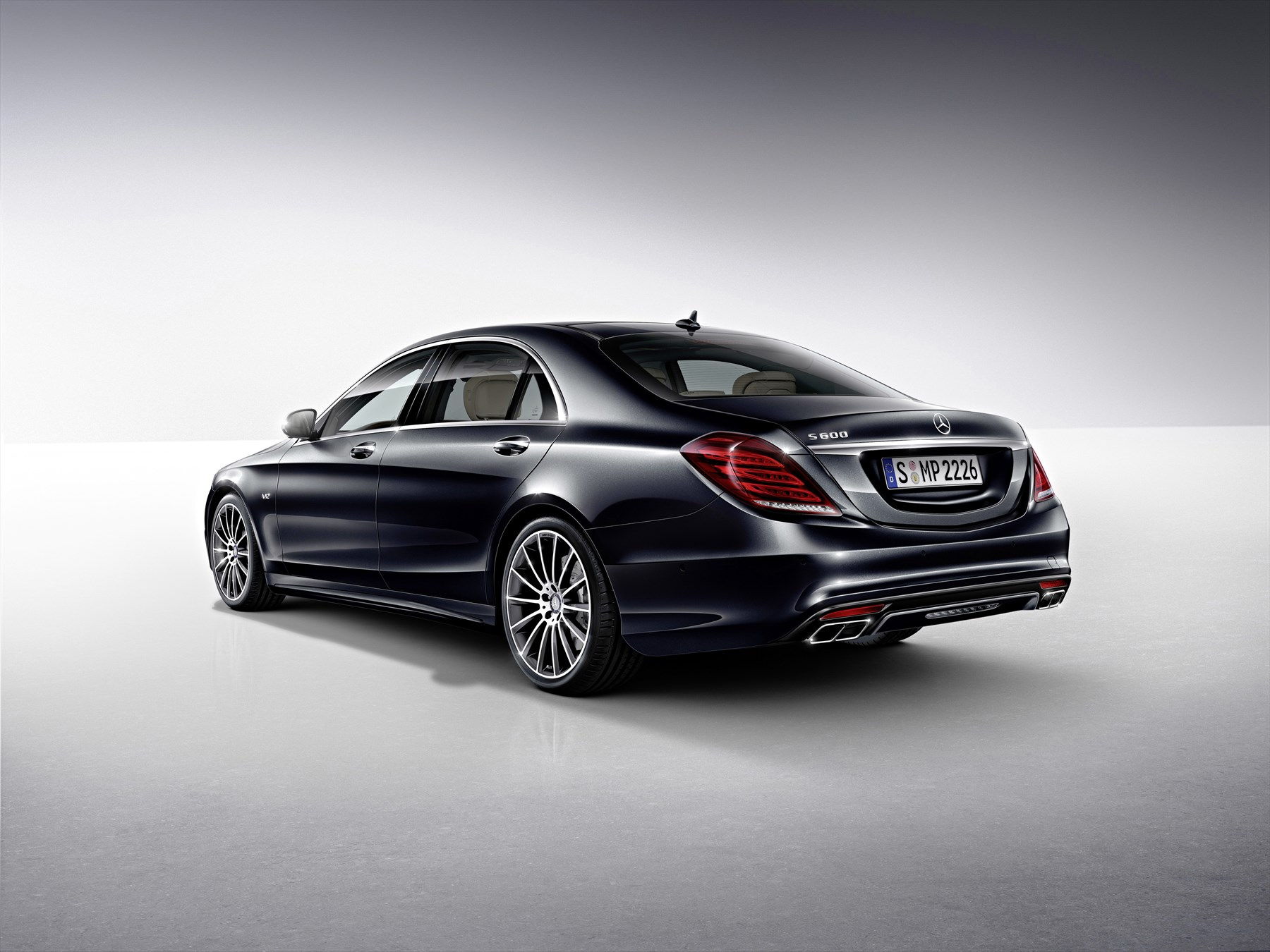 Mercedes-Benz S600 L Top Of The Class: Latest News