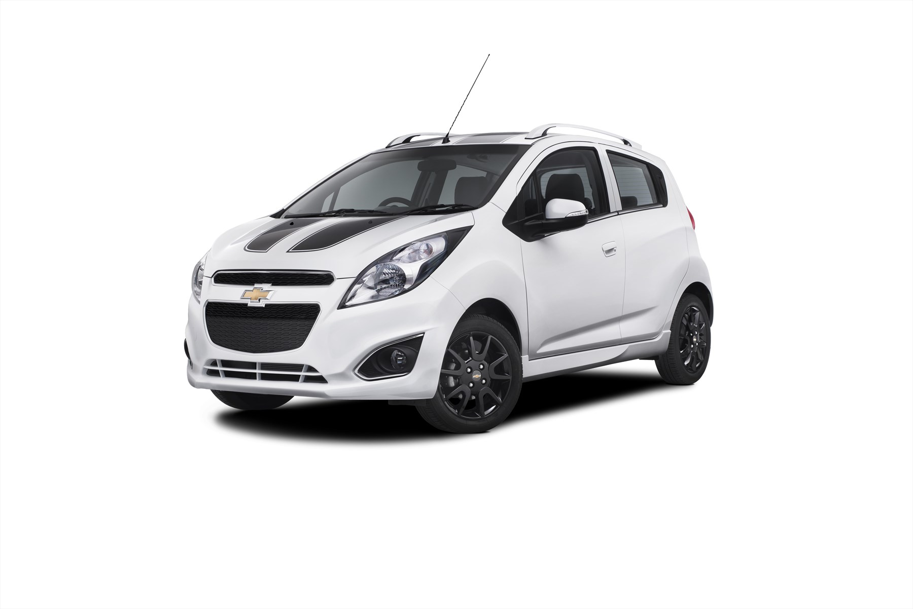 Chevy Spark Ls Specs Chevrolet Goes Black and White | Latest News | Surf4cars