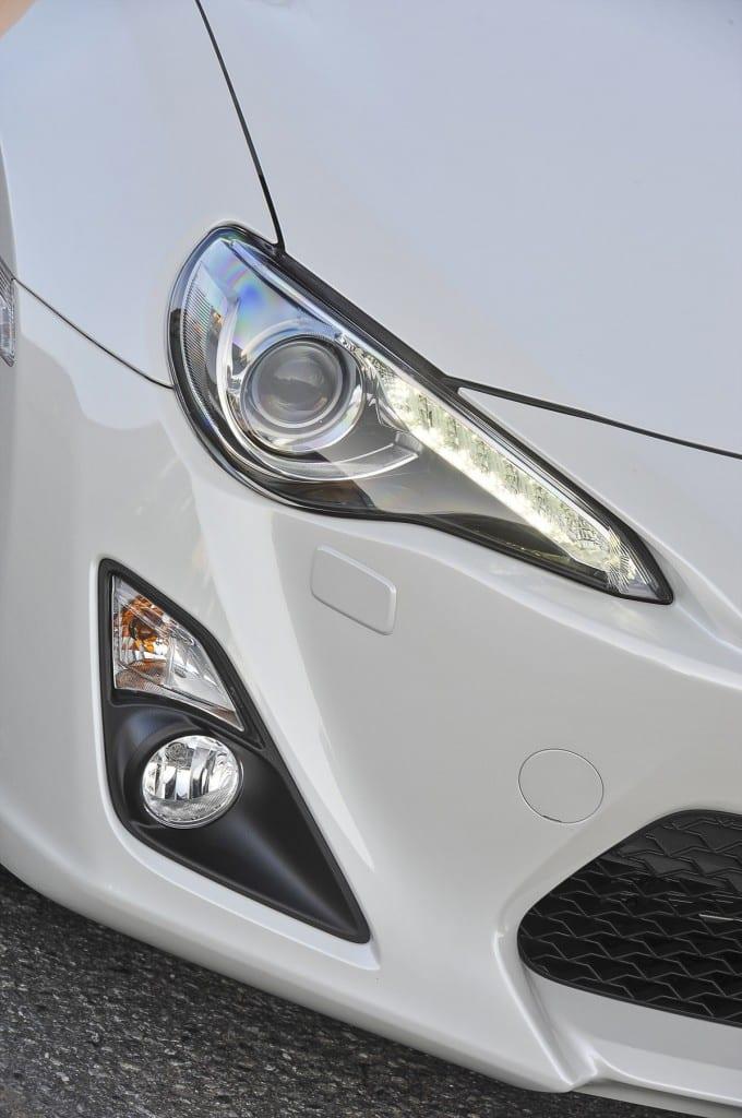 Toyota 86 lights - Surf4cars