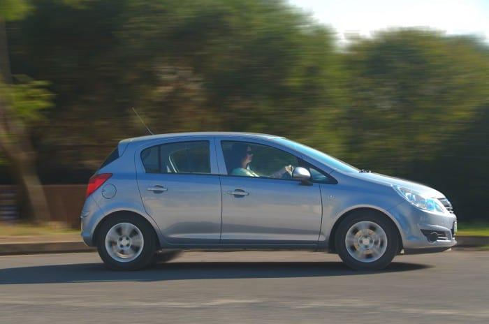 2014 Opel Corsa Essentia