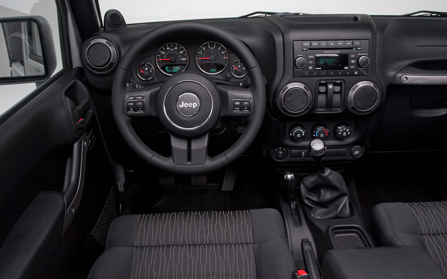 Jeep Wrangler Sahara 2014 New Car Review Surf4cars