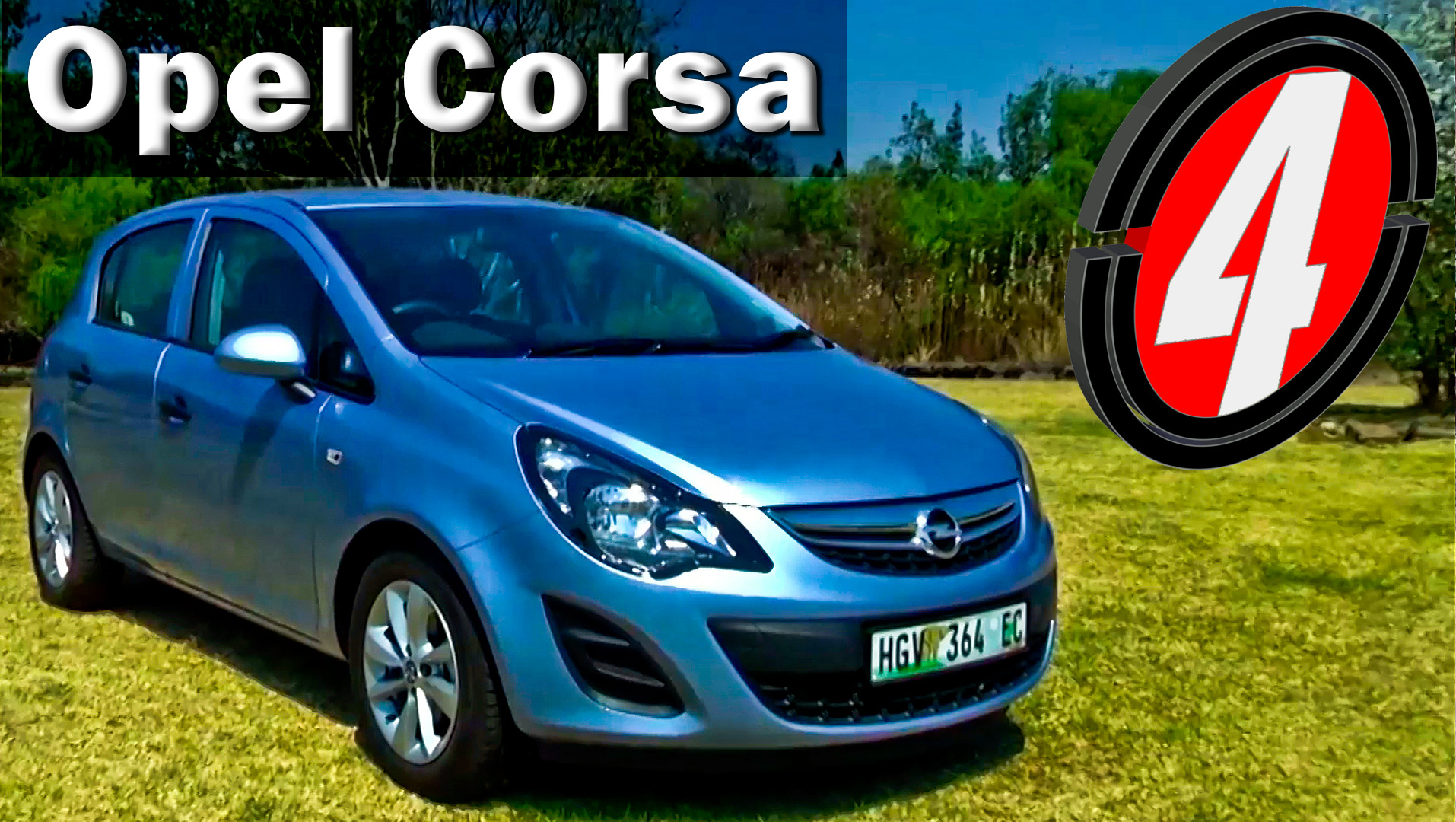 2014 Opel Corsa Essentia | Video Review | Surf4cars