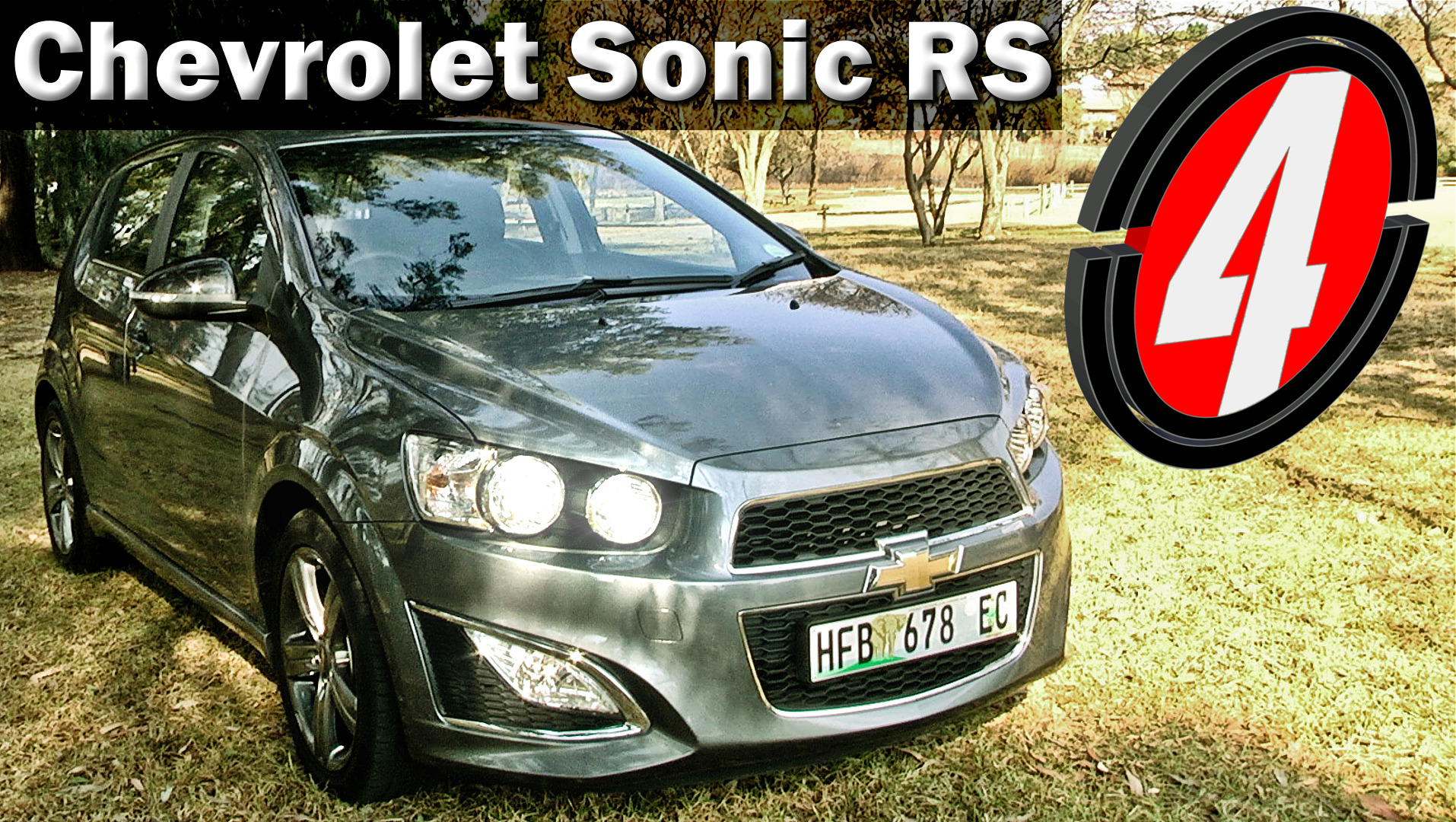 Chevrolet Sonic RS (2014) | New Car Review