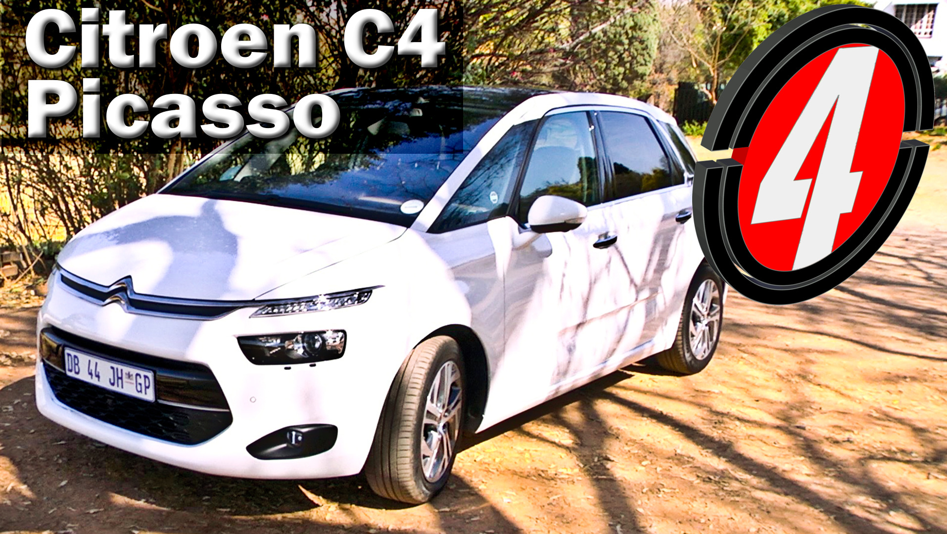 Citroen C4 Picasso (2014) : Video Review