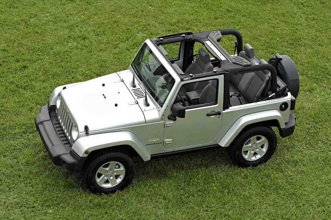Jeep Wrangler Sahara (2014): New Car Review