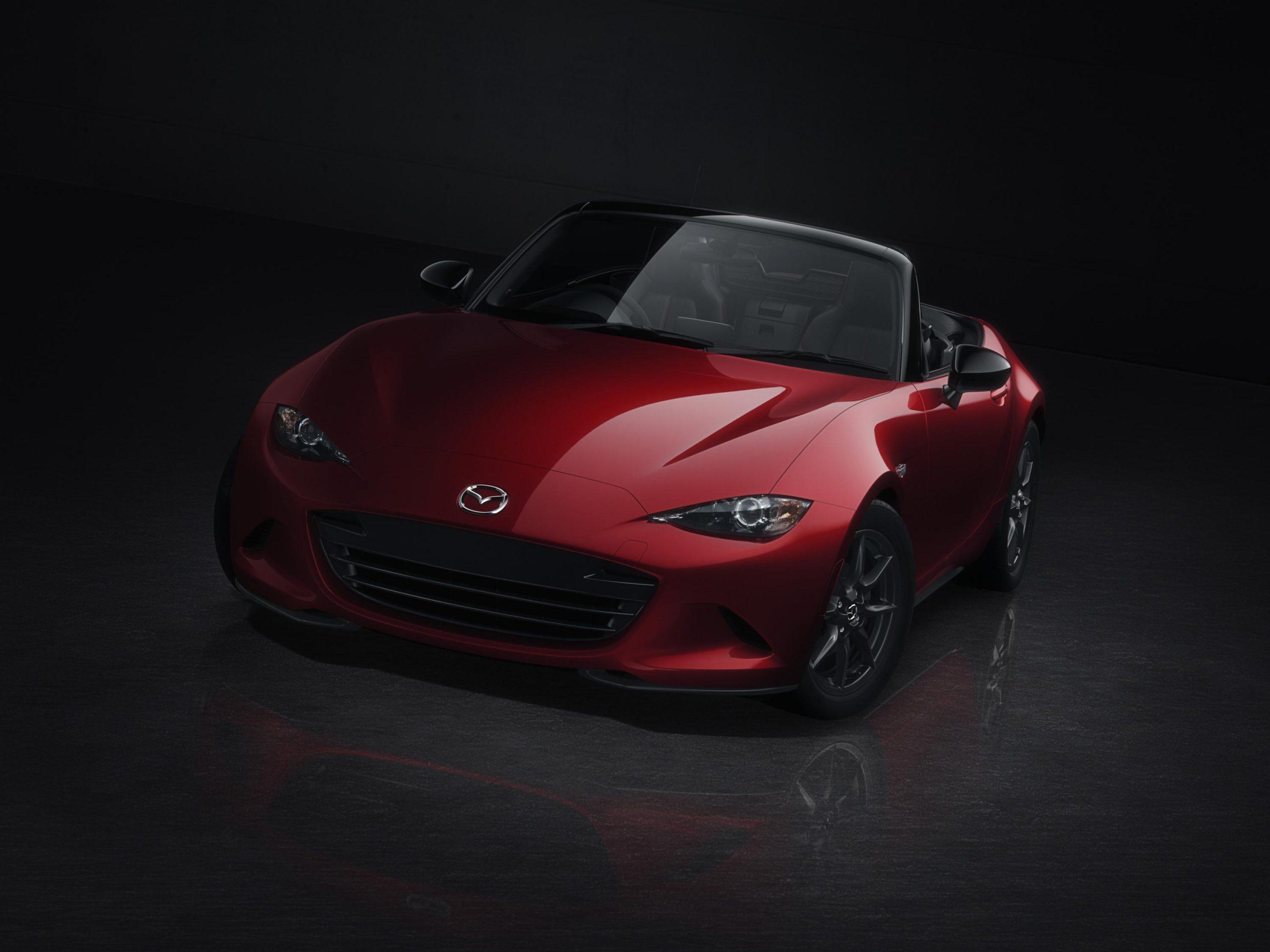 Mazda MX-5 Unveiled: Latest News