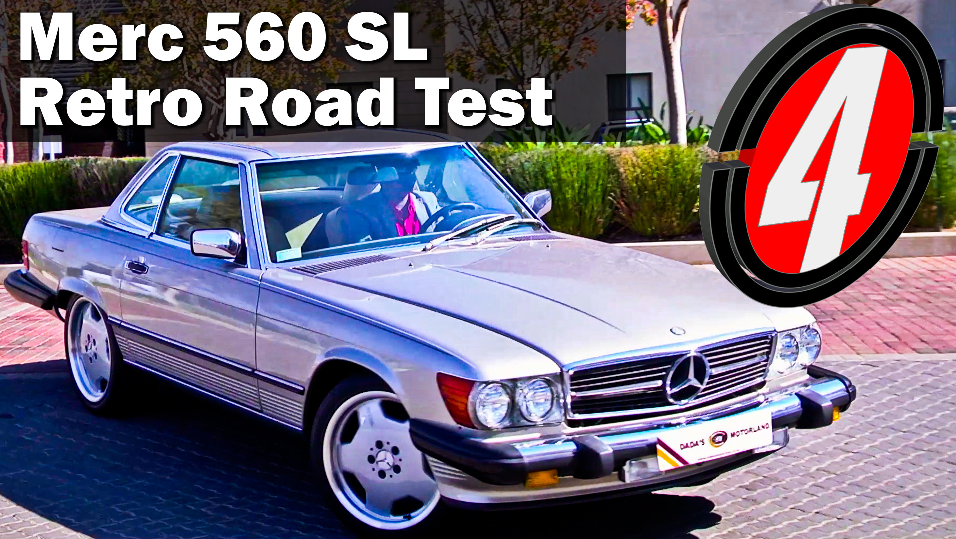 1989 Mercedes Benz SL 560 | Used Car Review
