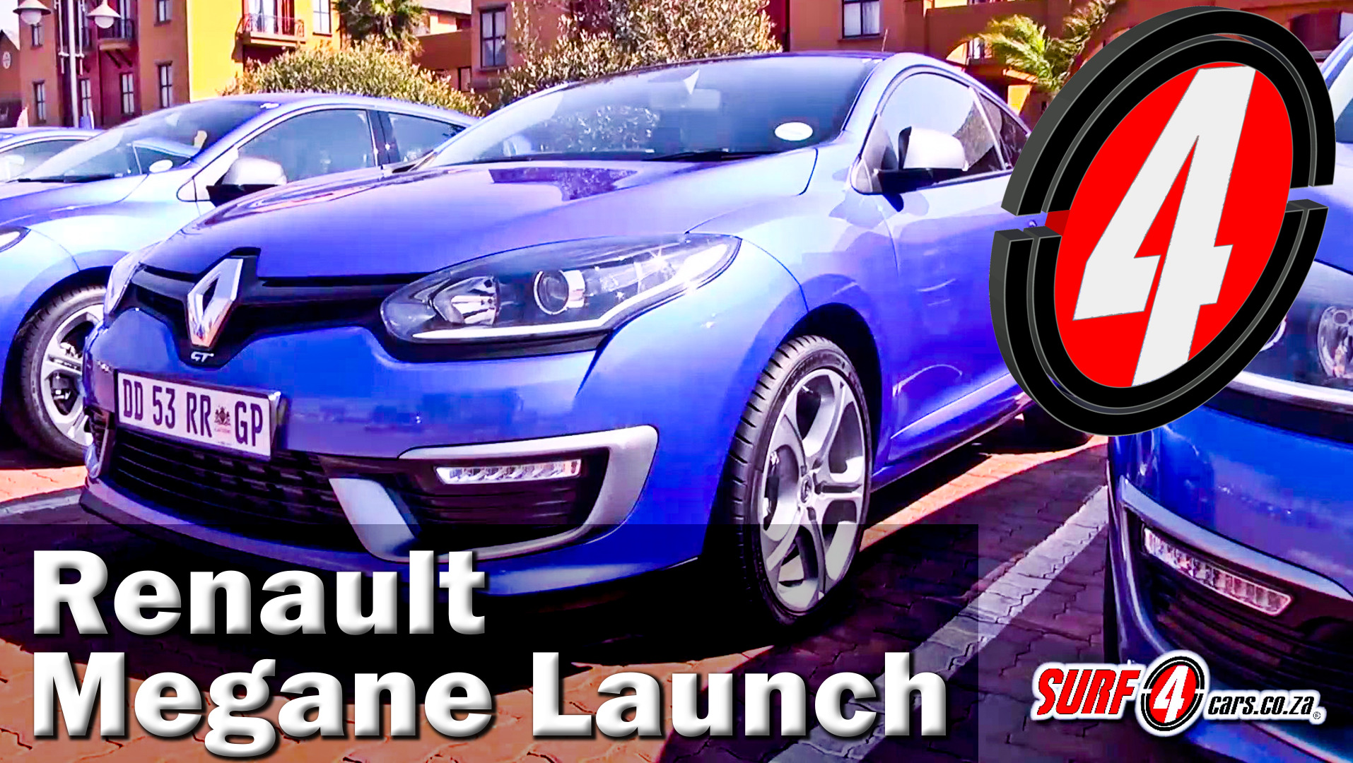 2014 Renault Megane Launch: Featured Video