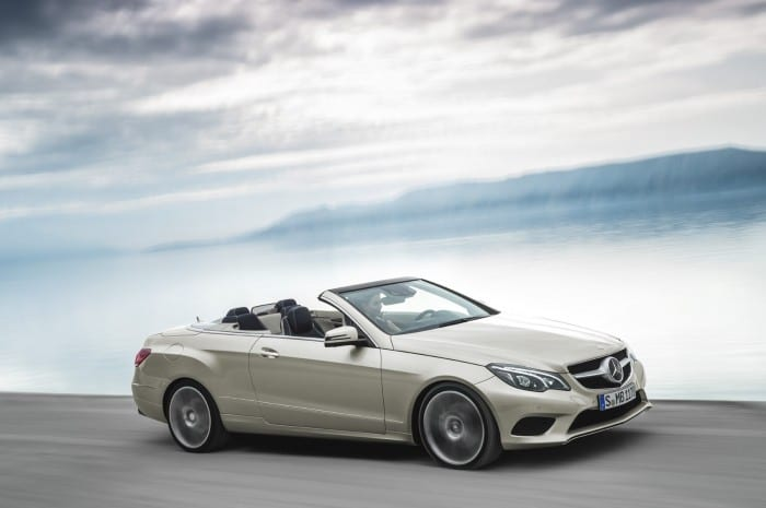 Mercedes-Benz E-Class Cabriolet Coupe - Surf4cars