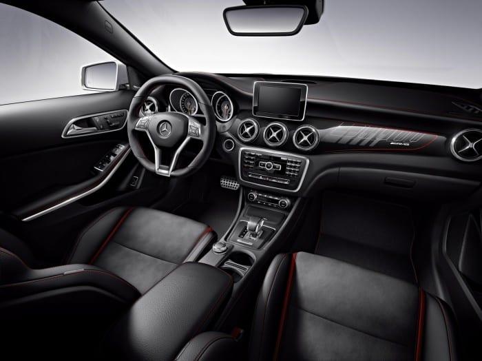 Mercedes-Benz GLA 45 AMG - Surf4cars