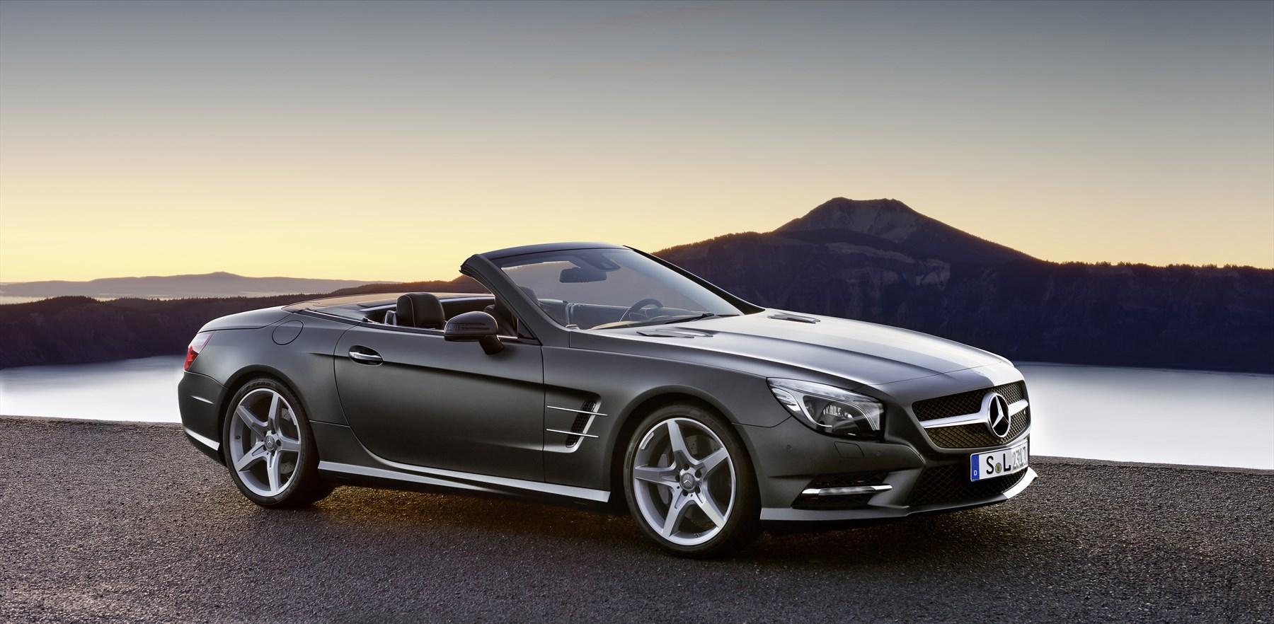 Mercedes-Benz SL 400 AMG: Latest News