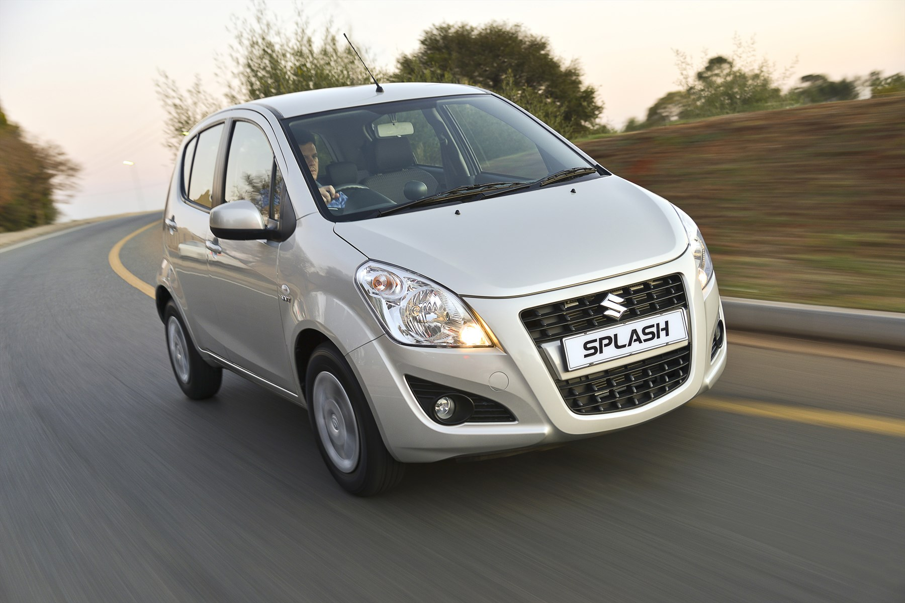 Suzuki Splash Makes Waves : Latest News