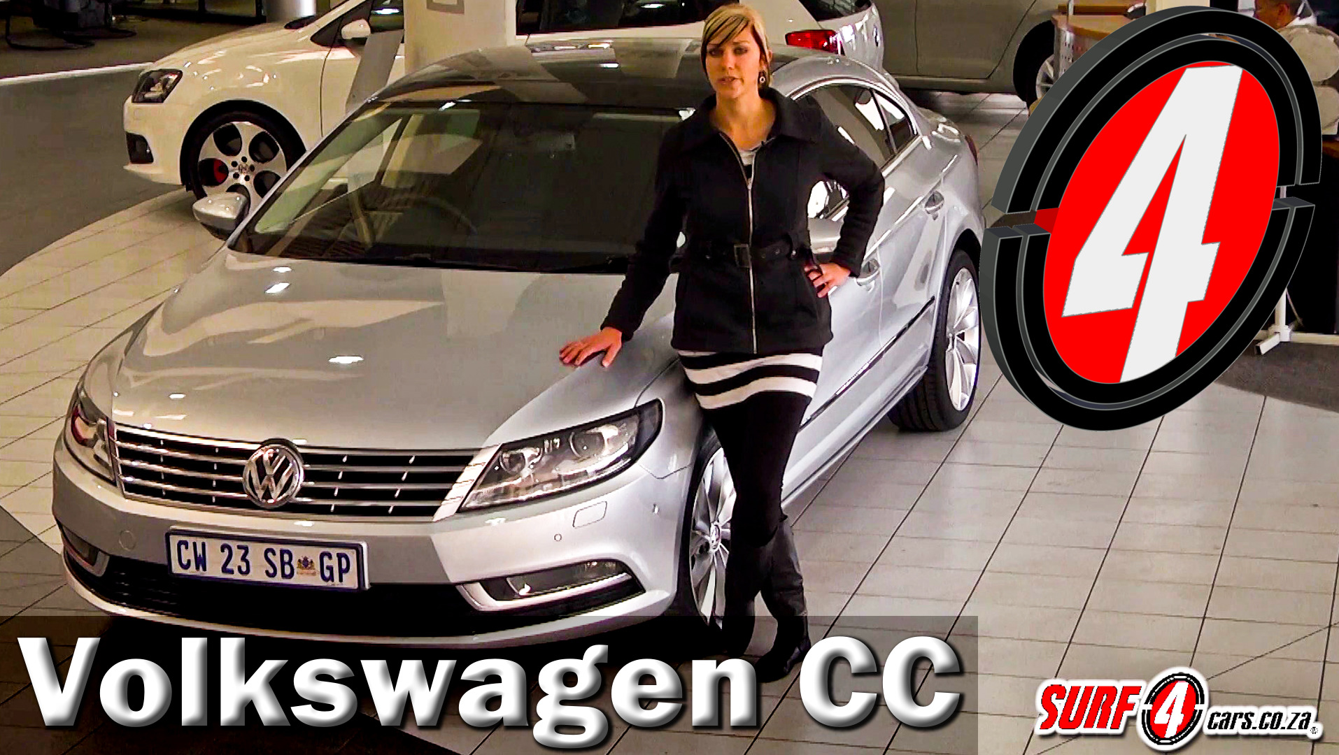 2014 Volkswagen CC | Used Car Review | Surf4cars