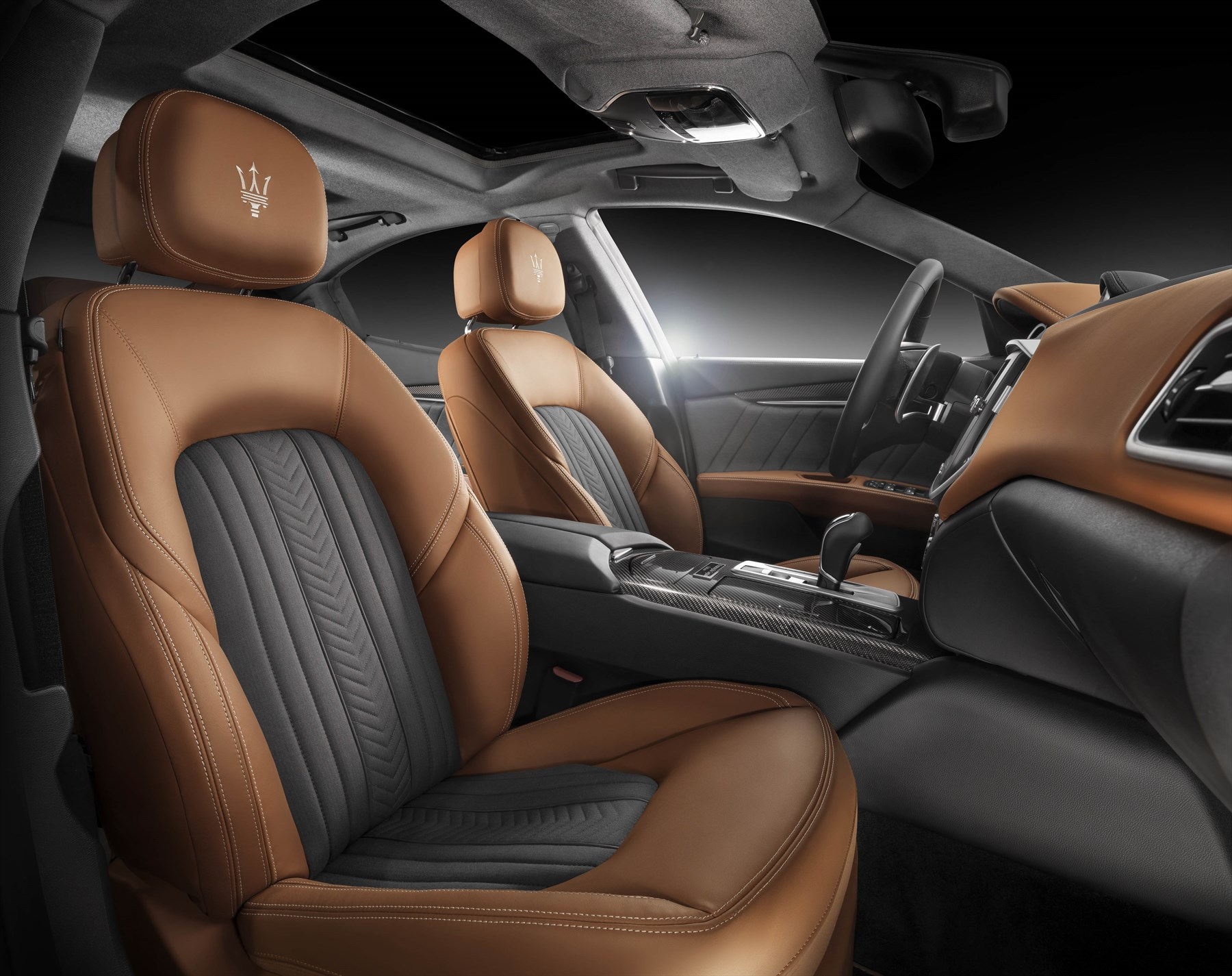 Maserati Ghibli S Q4 Concept: Latest News