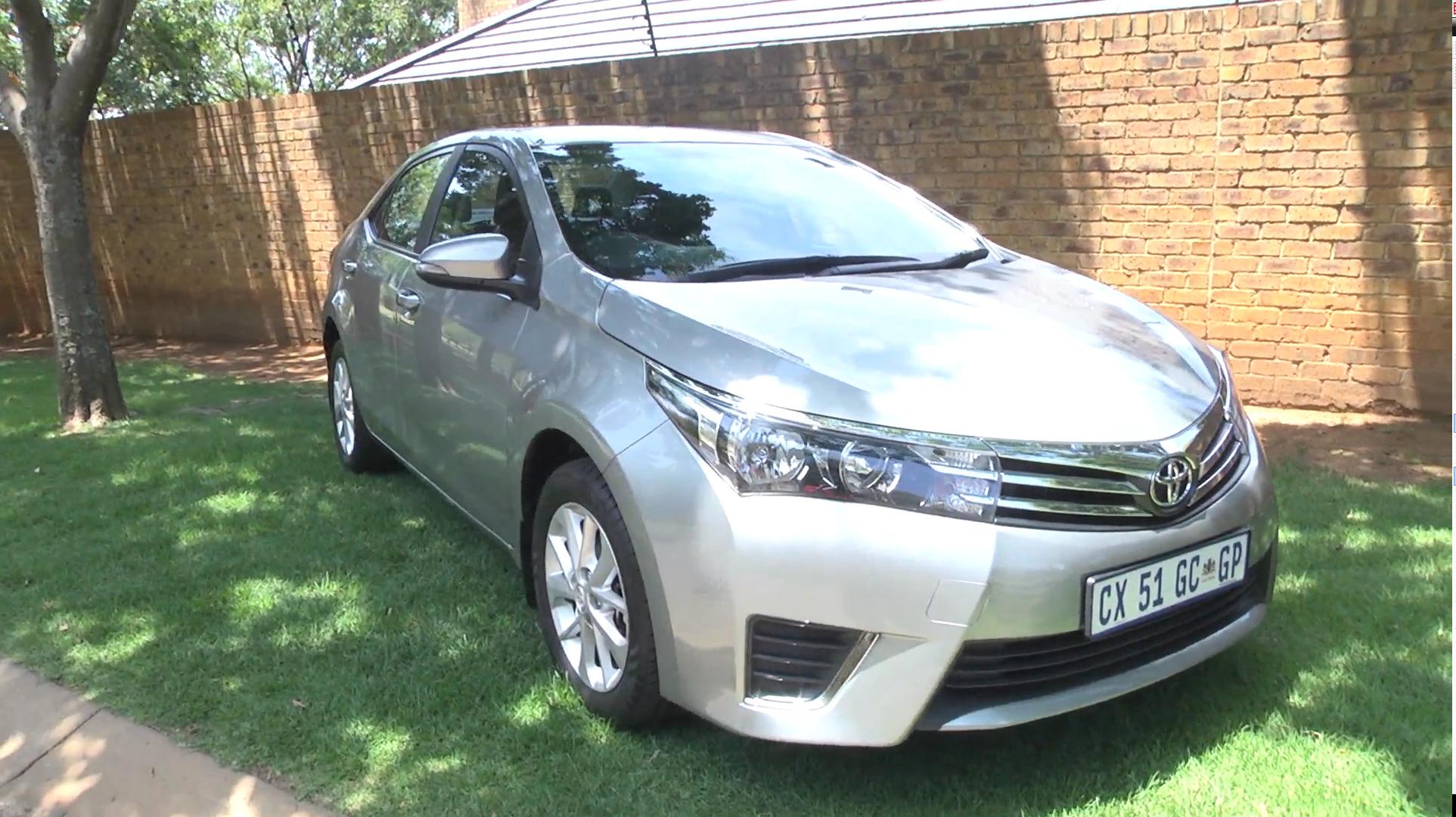 Totoya Corolla 1.4 D-4D Prestige : New Car Review