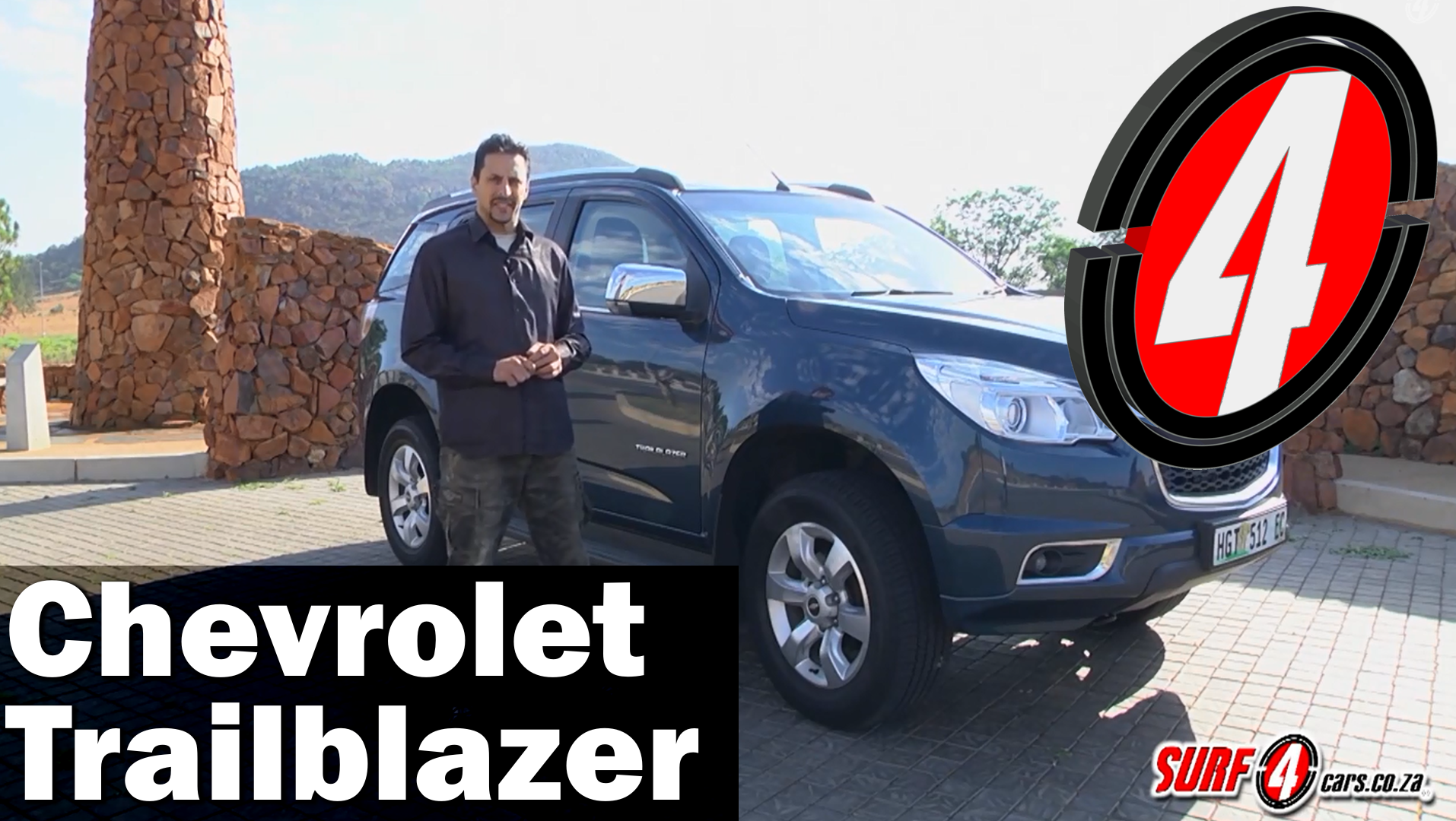 2014 Chevrolet Trailblazer : Video Review