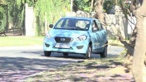 Datsun Go Driving