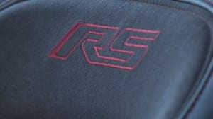 Rs logo seats