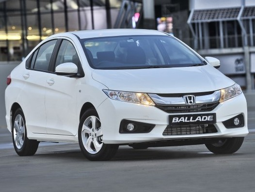 New Honda Ballade Makes It's Quest Known