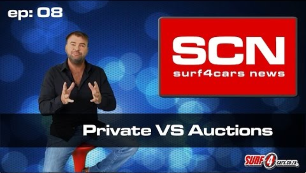 Surf4cars News ep.08 – Private Buying VS Auction Buying
