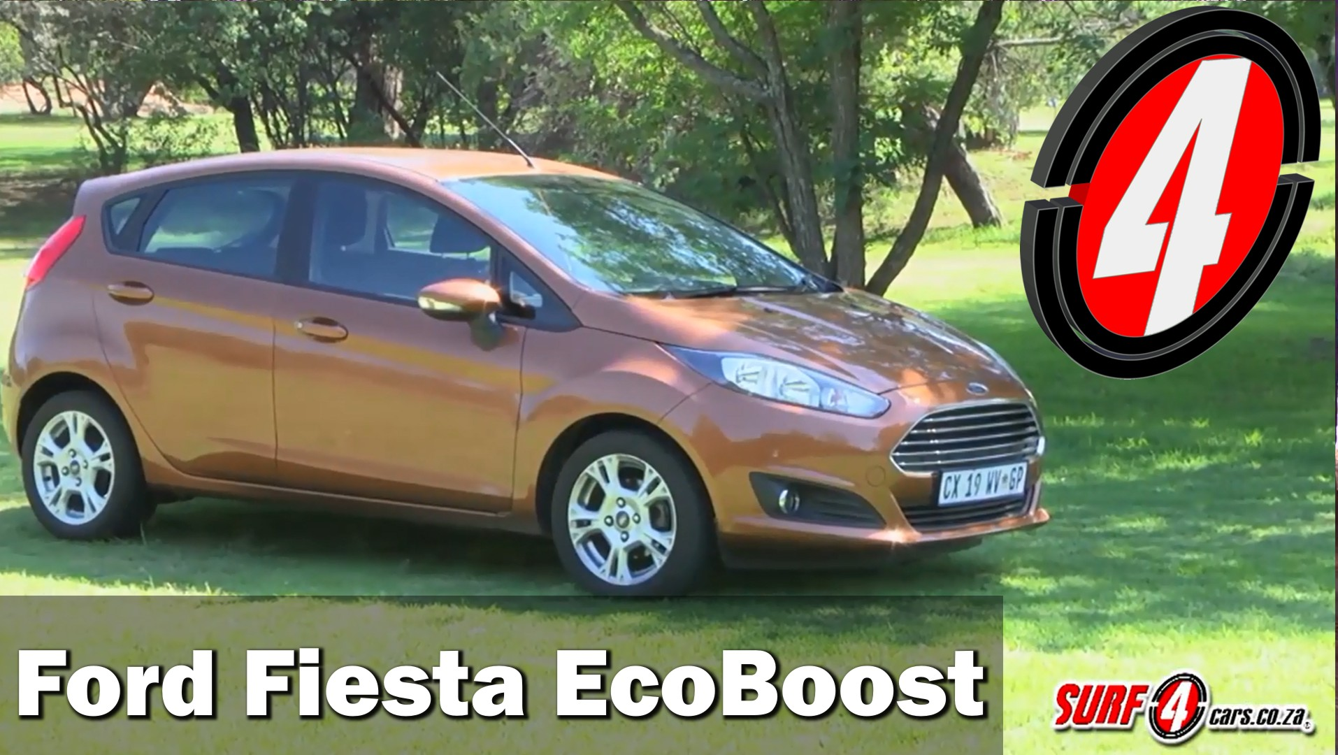 2014 Ford Fiesta EcoBoost | New Car Review Video