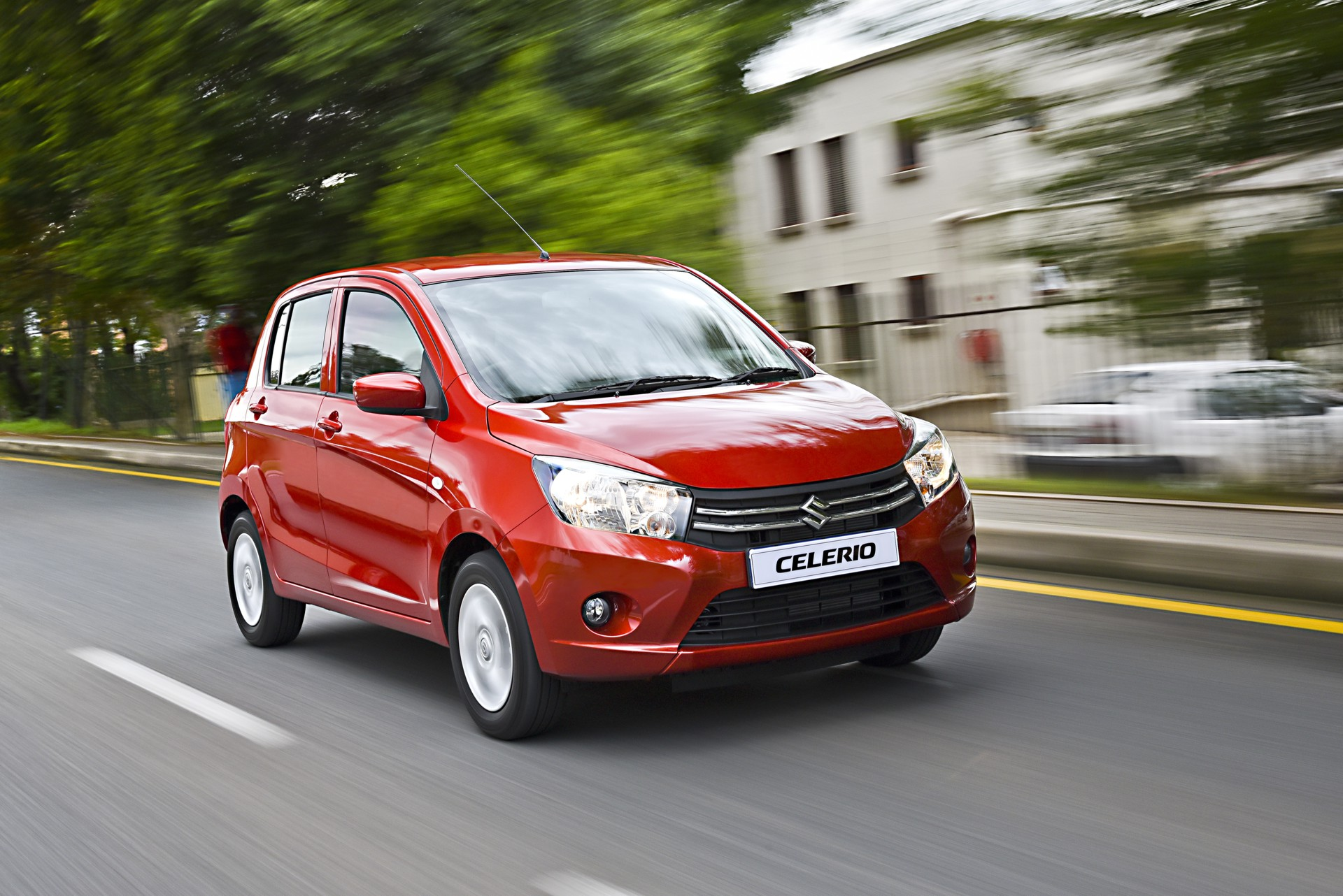 Suzuki Celerio takes on the budget class | Latest News