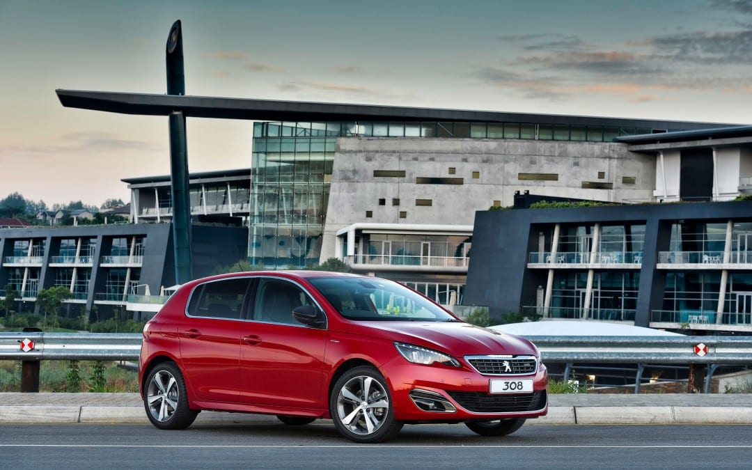 Peugeot 308 goes for gold | New Car Review