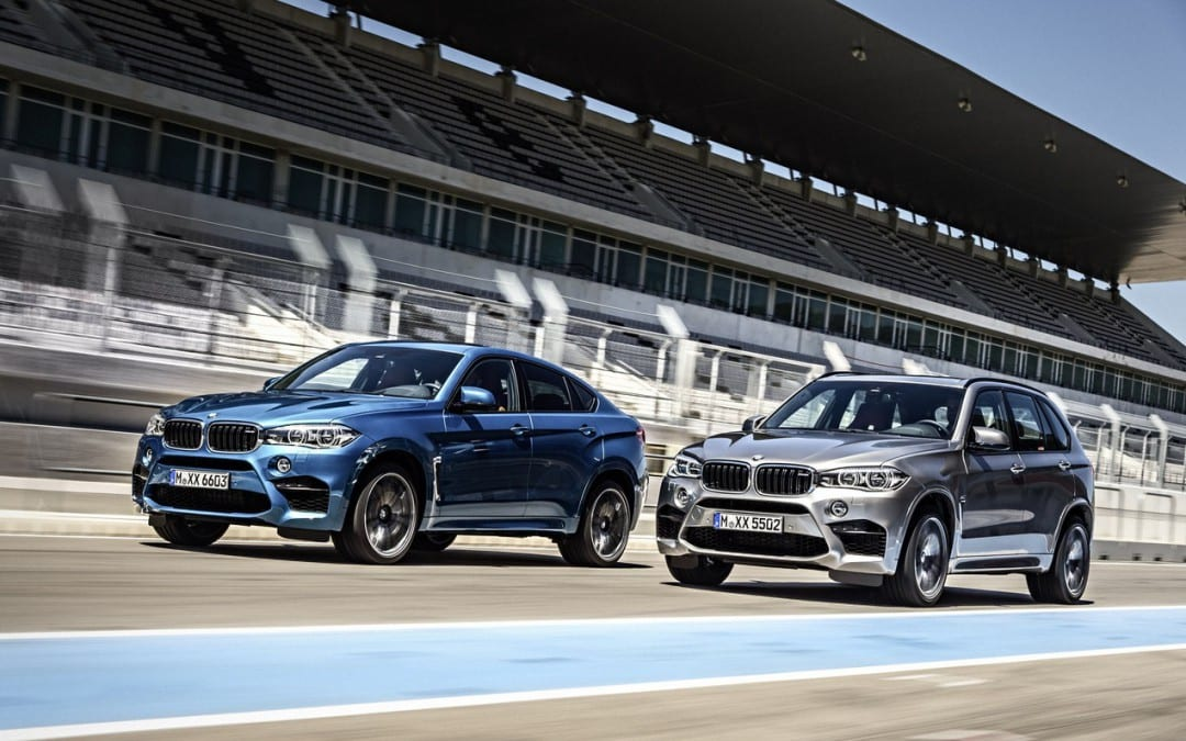 BMW X5M and X6M bruisers barge in | New Car Launch