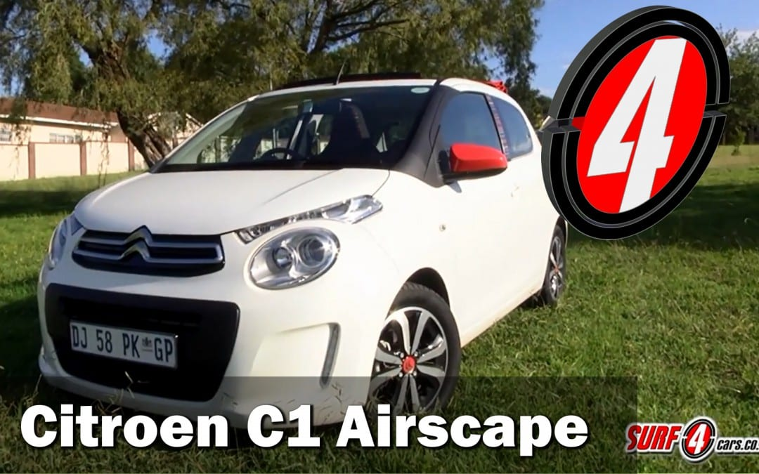 Citroen C1 Airscape | Video review