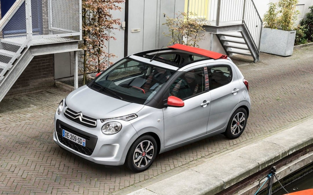 all for one and citroen c1 for all new car review