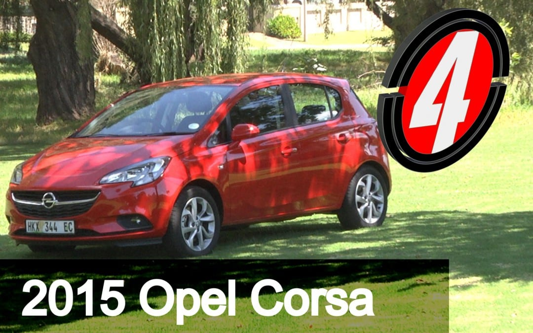 A nippy city slicker The New 2015 Opel Corsa | New Car Review