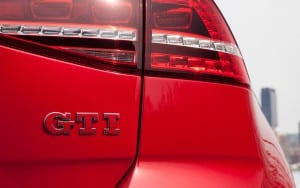 GTI-PP taillight-and-badge