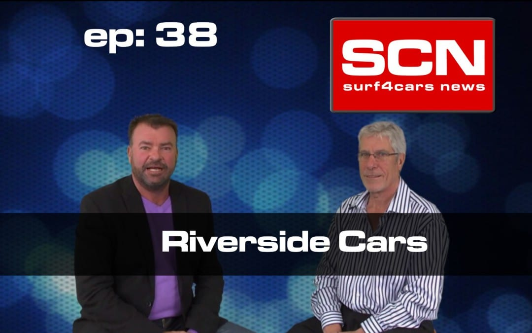 Surf4Cars News EP.38 | Riverside Cars