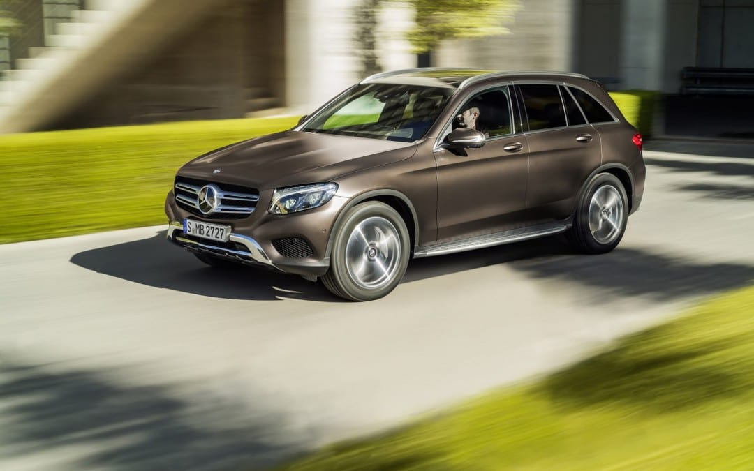 Mercedes GLC finally takes on the X3 | Latest News