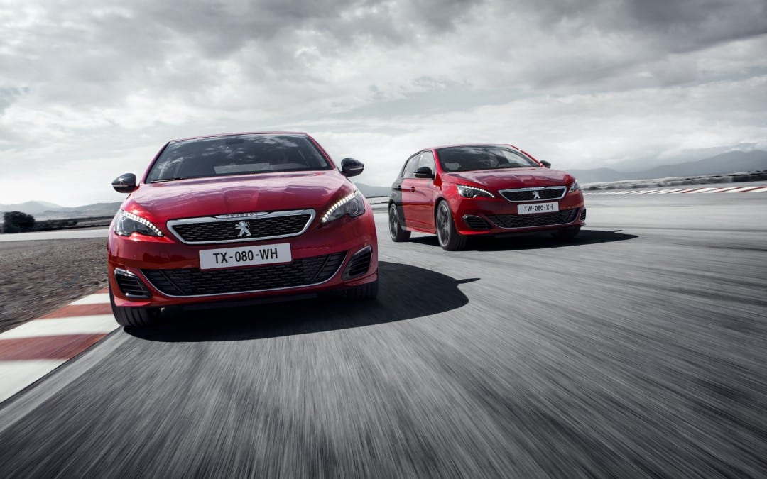 Peugeot goes Golfing with new 308 GTI | Latest News