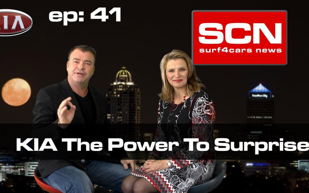 Surf4Cars News EP.41 | KIA The Power To Surprise