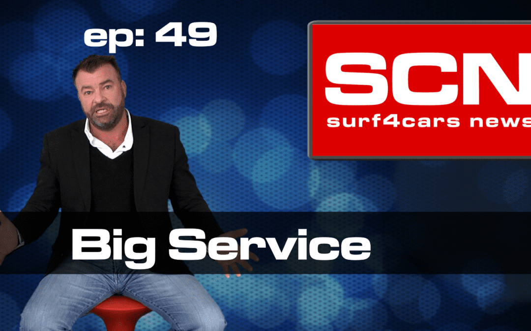 Surf4Cars News Episode 49 | Big service
