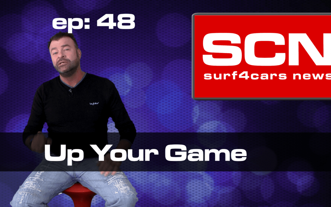 Surf4Cars News Episode 48 | Up Your Game