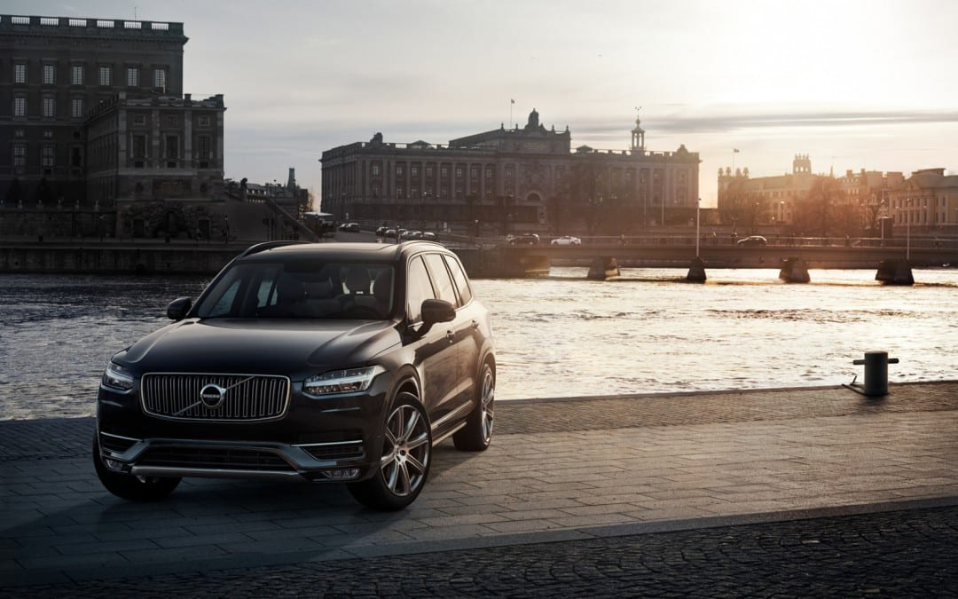 2016 Volvo XC 90: Swedish Knockout | Latest News