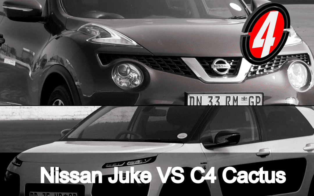 Nissan Juke VS C4 Cactus | New Car Review