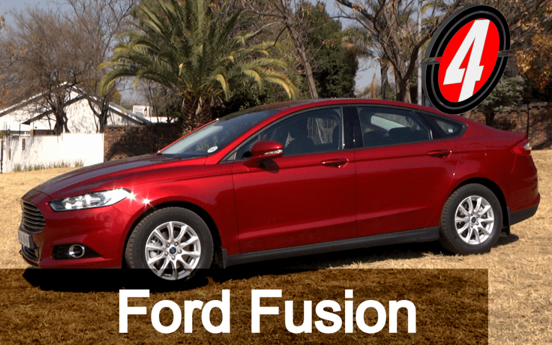 Ford Fusion | New car review