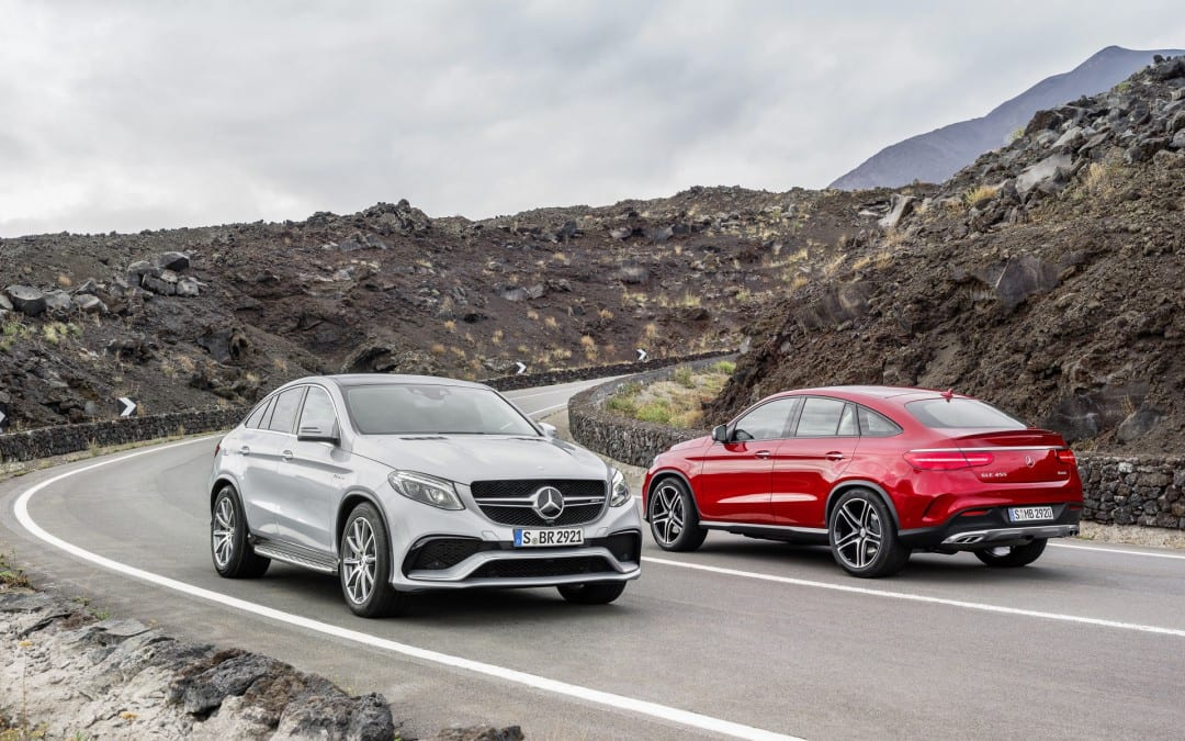 Mercedes-Benz GLE Coupé: The new high roller | Latest News