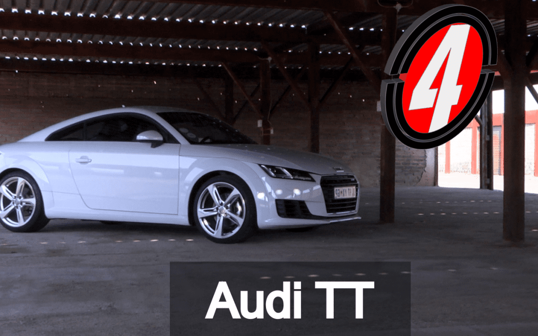 AUDI TT Coupe 2.0TFSI Quattro | New Car Review