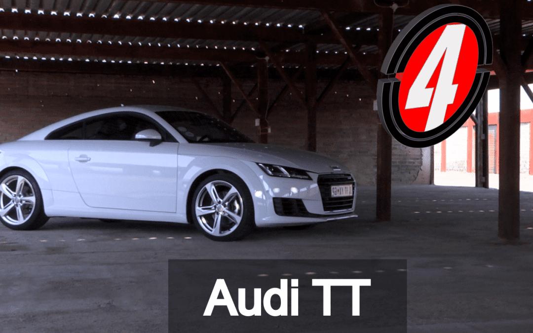 AUDI TT Coupe 2.0TFSI Quattro | New Car Review