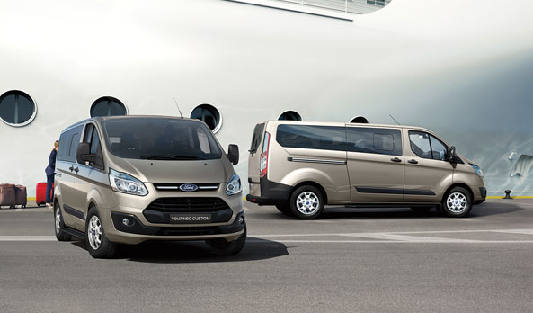 Ford Tourneo Turns Heads | Latest News