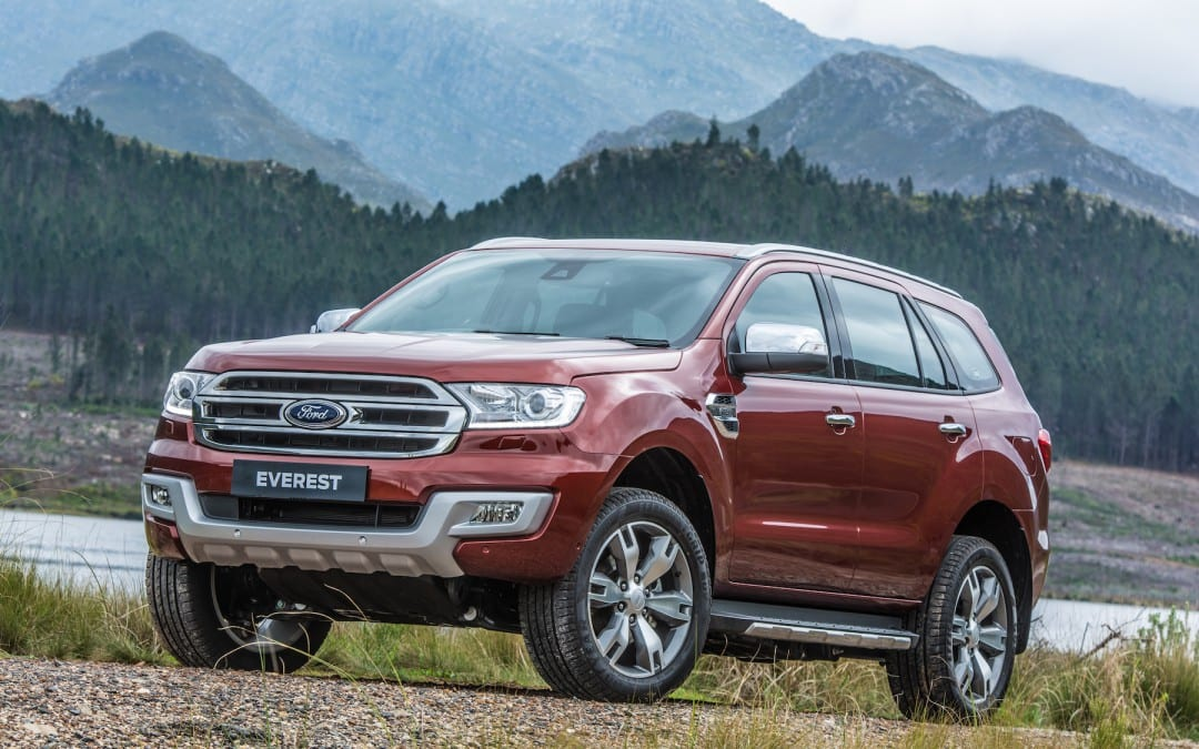 Ford Everest upsets the apple cart   Latest News