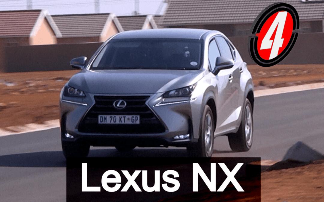 Lexus NX | New Car Review