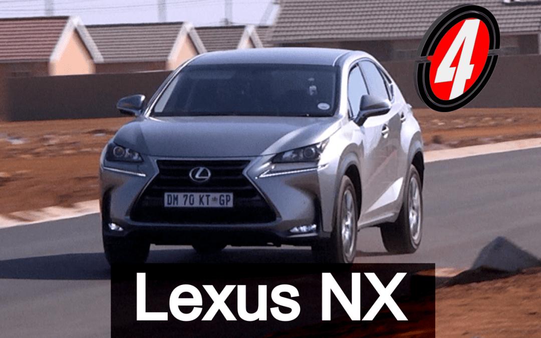 Lexus NX | New Car Review