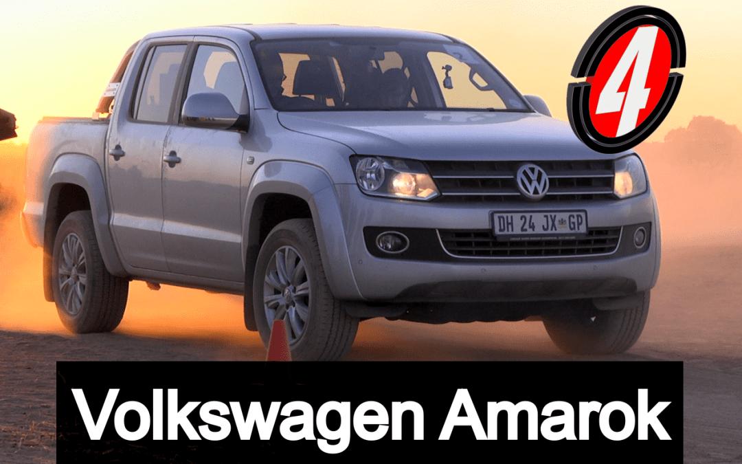 Volkswagen Amarok 4×4 Experience